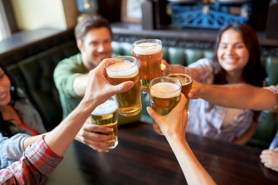 You can enjoy two free pints every Friday until May if you're an O2 customer - here's how