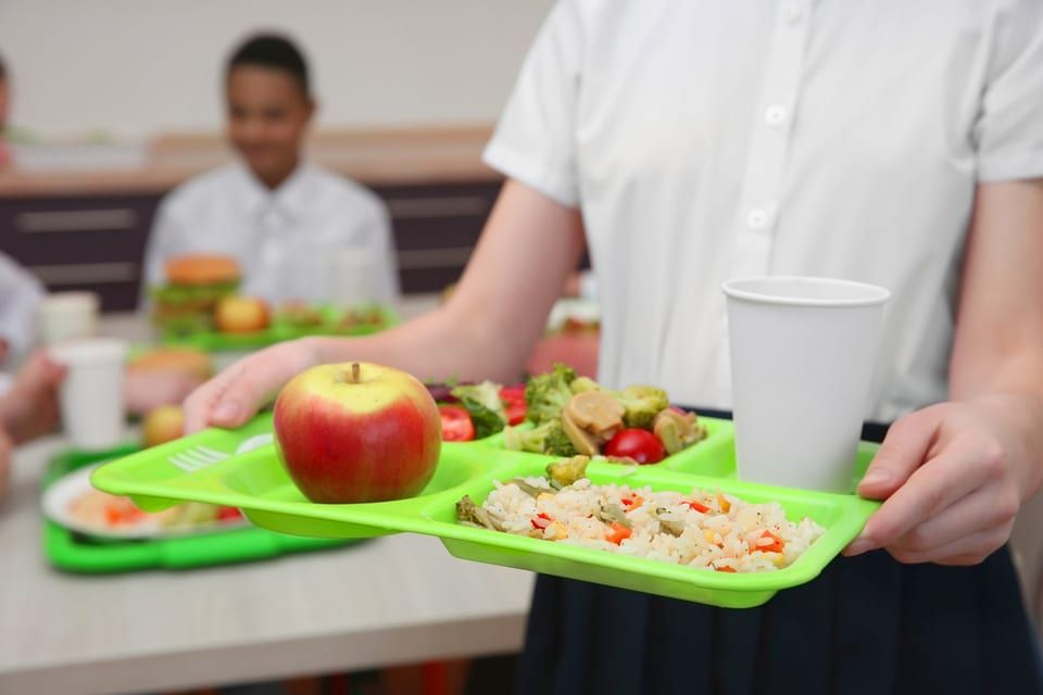 Should free school meals be available to every child? One council is pushing for it
