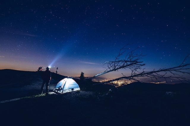 The best, brightest head torches for camping, hiking and home repairs