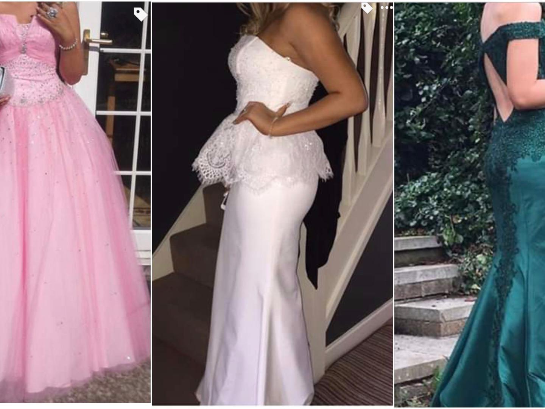 on sale prom dresses