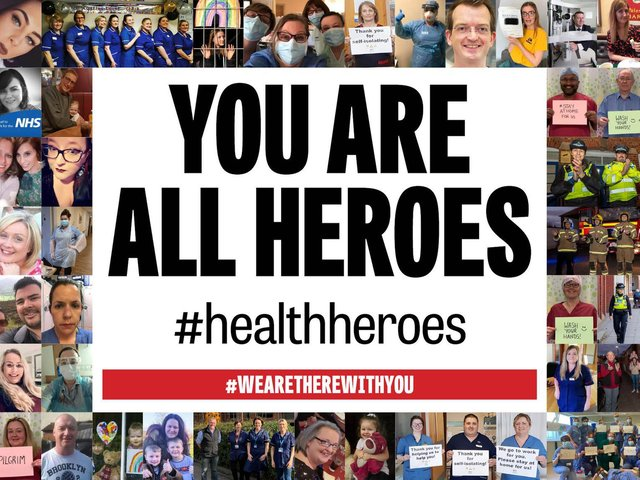 These are our #health heroes