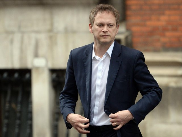 Grant Shapps promises North will play 'critical role' in recovery ...