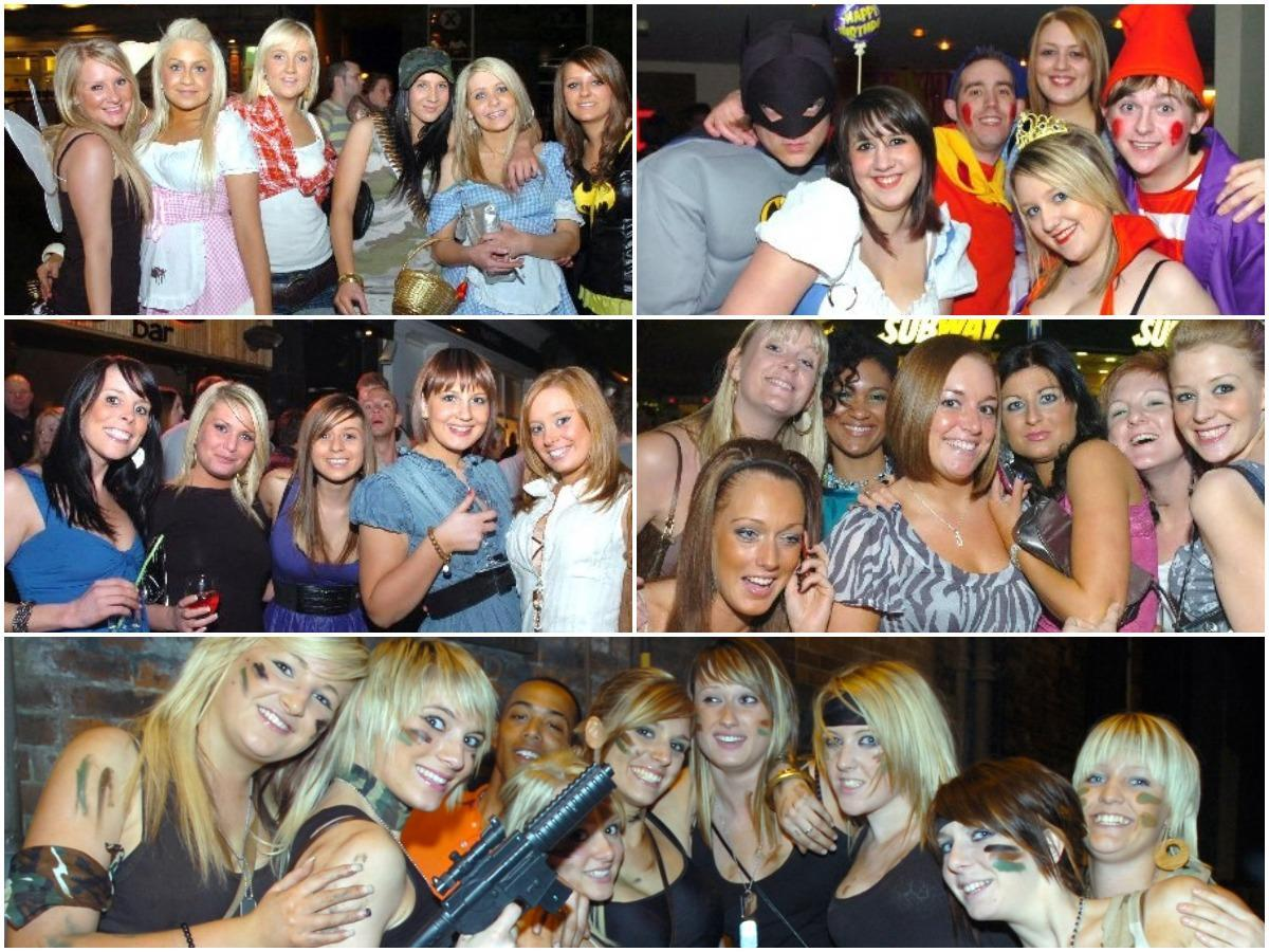 31 photos that will take you back to a night out in Wakefield in 2008