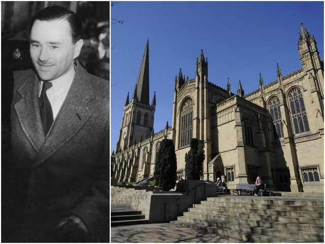 John George Haigh was executed in 1949 after being convicted of the murders of six people.But as a child, he lived in Outwood with his family, and was a chorister at Wakefield Cathedral. Photos: Keystone/Hulton Archive/Getty Images/JPIMedia