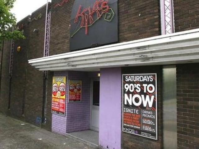 The venue stands on Stuart Road.
