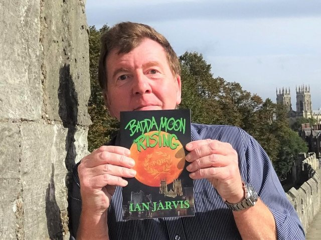 Author and Fairburn resident, Ian Jarvis, announces the release of the fourth book in his Bernie Quist series, entitled 'Badda Moon Rising'