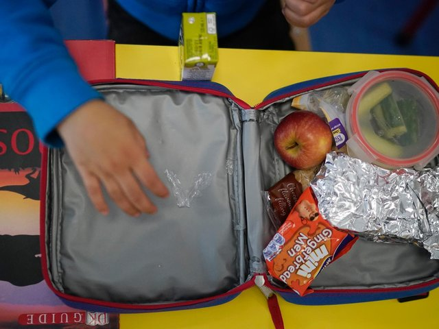The government is yet to commit to extending free school meals into the holidays permanently.
