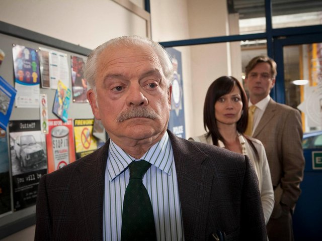 Several scenes of the drama, starring David Jason, were filmed in Wakefield and Castleford.