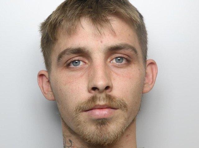 Lewis Tupper has been jailed for 10 years.