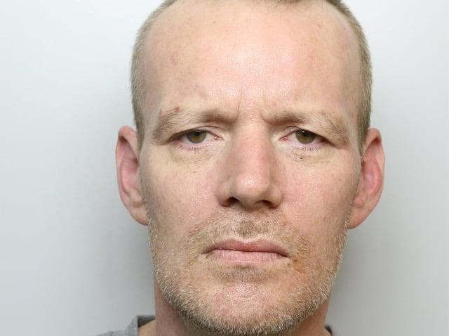 Martin Longstaffe received 33 months' jail.