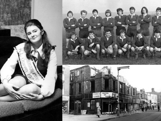 Here are some photographs that help to paint a picture of our district's rich history
