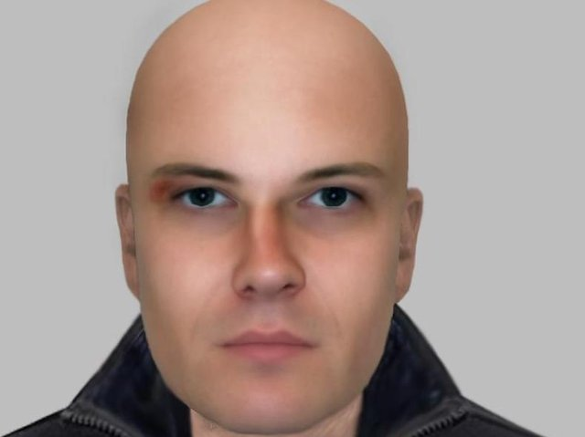 E-fit of man detectives want to speak to in connection with sex attack in Pontefract.