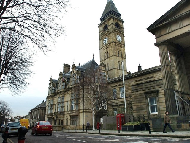 Wakefield Town Hall