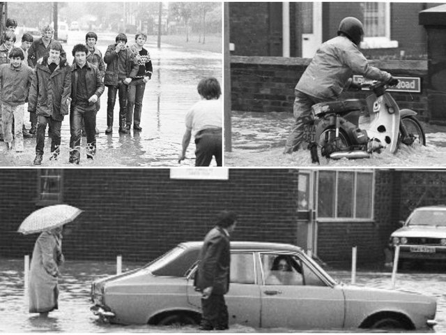 Do you remember the floods?