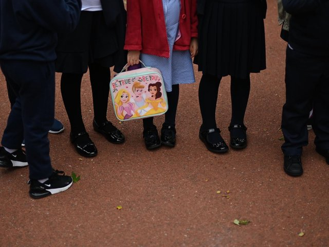Staff and students from schools across Wakefield and the Five Towns have been sent home after cases of Covid-19 were confirmed in their school bubbles. Photo: Daniel Leal-Olivas/Getty Images