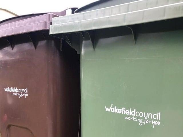 Keep your bins secure.