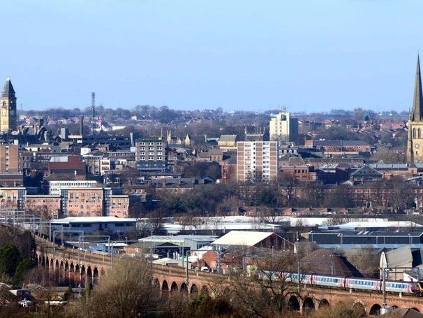 Nitrogen dioxide is one of five pollutants the government is trying to eradicate by 2030. Levels of the compound have been found above the centre of Wakefield.