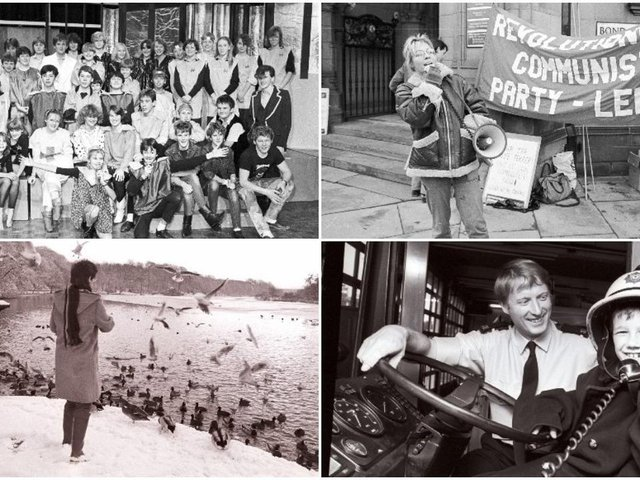 Here's 18 pictures from our archive