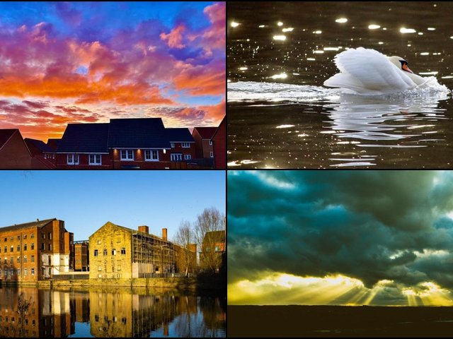It's been another week of stunning sunsets and scenic views in Wakefield and the Five Towns.