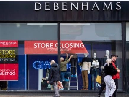 Shops in Wakefield that have permanently closed