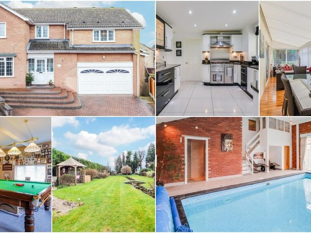 This modern family home at the head of a cul-de sac in the village of Darrington has a double garage and extensive parking space along with the stunning gardens.