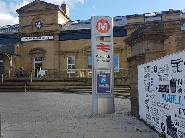 Wakefield Kirkgate Station
