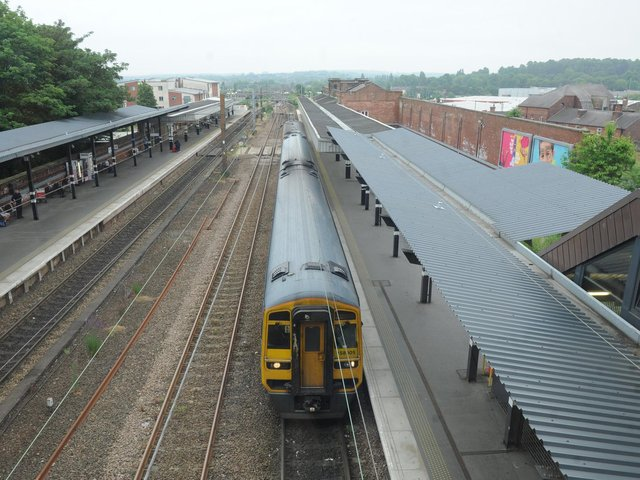 Train services will be diverted and replacement bus services in use in the Wakefield district over the Easter weekend.