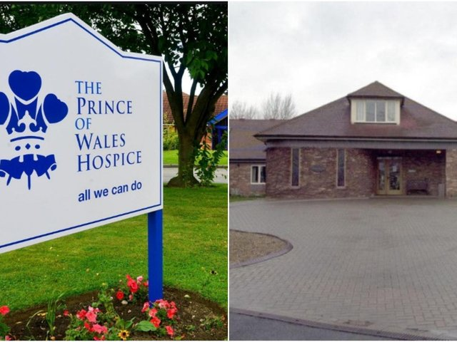 Wakefield Hospice and The Prince of Wales Hospice will shine bright to mark National Day of Reflection