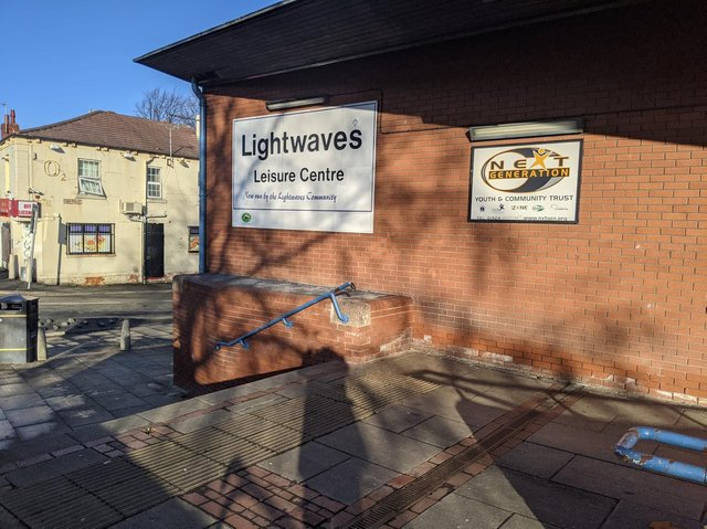 One of the hubs is likely to be based here, at the Lightwaves Leisure Centre in Wakefield.
