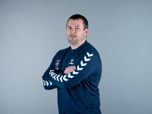 READY TO GO: Wakefield Trinity head coach Chris Chester. Picture: Allan McKenzie\SWpix.com.