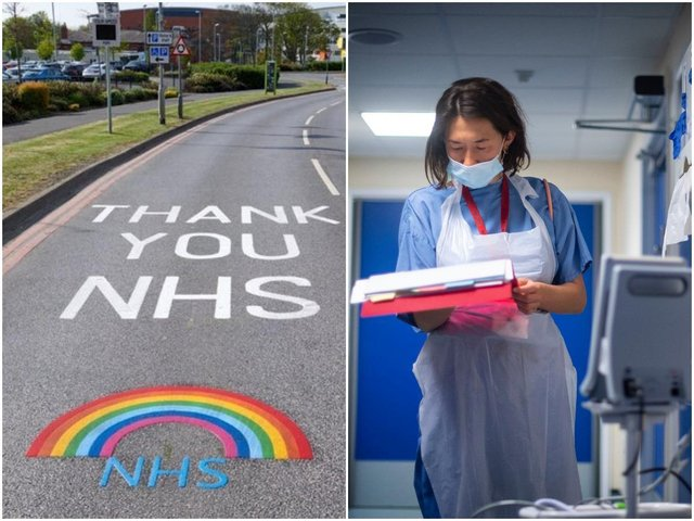 The government's pay offer for NHS staff has been widely criticised, though ministers say it's all they can afford.