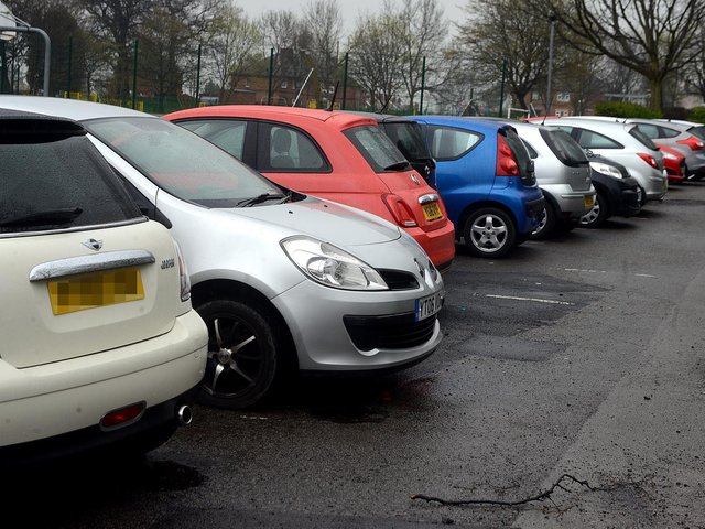 Free car parking is coming to an end.