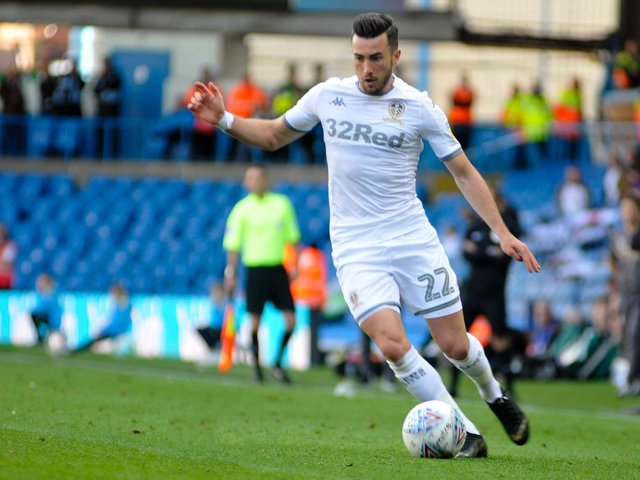 Scorer: Jack Harrison, who put Leeds United ahead against Sheffield United.