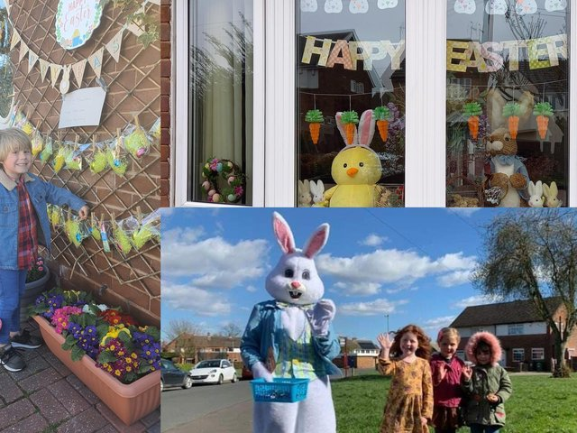 The Carleton community sprung into action to make Easter a memorable one for everyone at the weekend