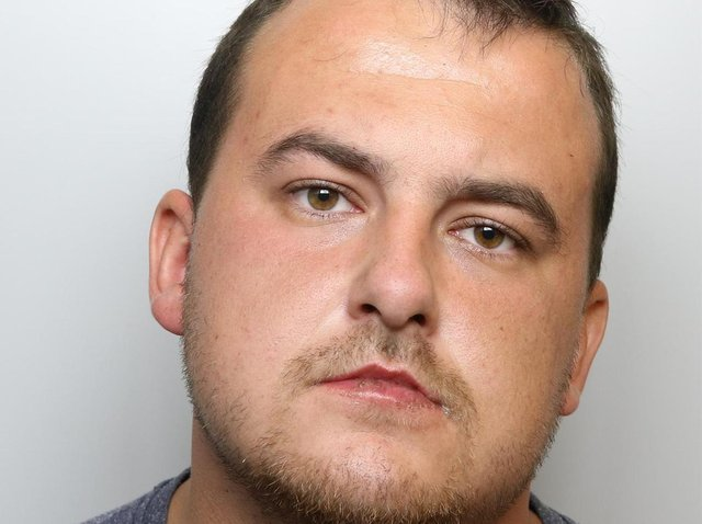 Benjamine Swindells was jailed.