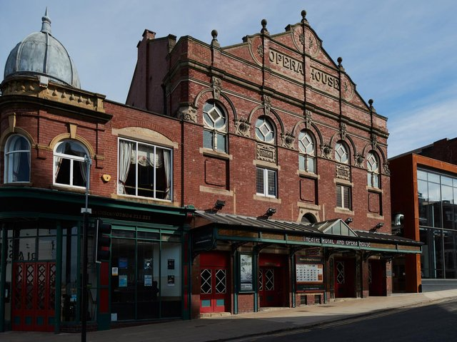 Theatre Royal Wakefield has been granted £109,500 in the second round of grants given under the Cultural Recovery Fund.