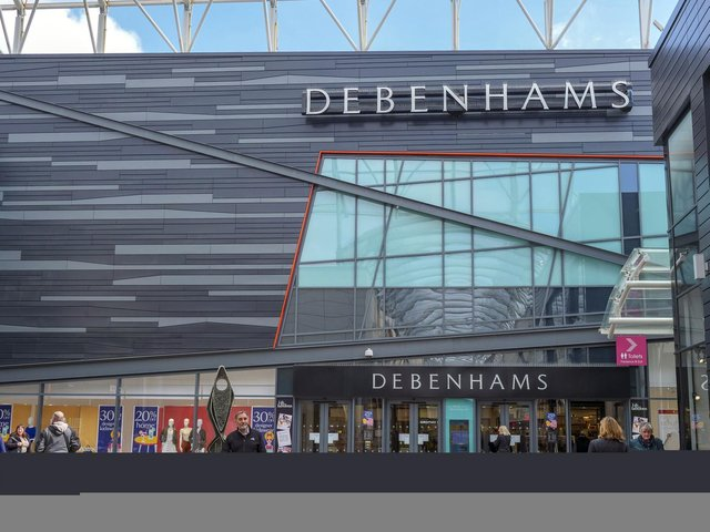 Wakefield's Debenhams store will reopen to complete its final closing down sale, it has been confirmed.
