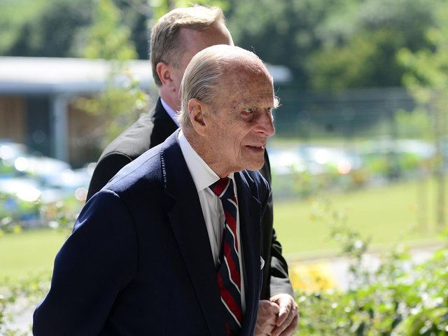 MPs from across the Wakefield district have paid tributes to Prince Philip, the Duke of Edinburgh, following his death at the age of 99. The duke is pictured during a visit to Wakefield in 2015.