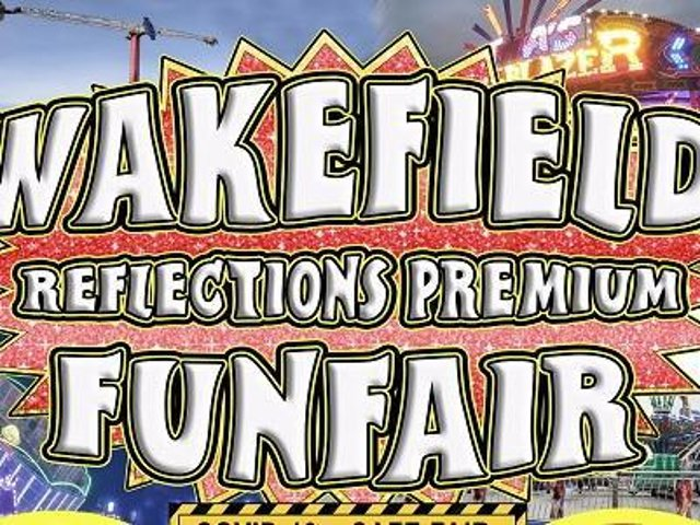 The fair will be in Wakefield from Thursday.