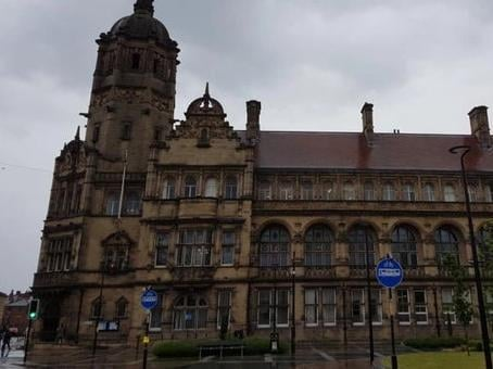In pre-Covid times, most Wakefield Council meetings were held here, at County Hall.