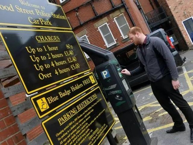 Free parking in Wakefield: Drivers reminded they must still display a valid parking ticket