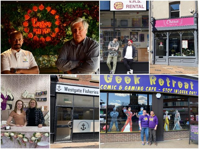 Pubs, shops and hairdressers across Wakefield have faced challenges as they reopen this week - but for none has it been more challenging than those launching brand new businesses. These are six of the new businesses in Wakefield city centre who you can support this week.