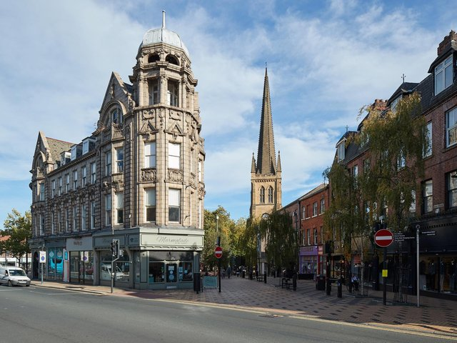 Where do people move out of Wakefield to? The top 10 places in the UK people leave Wakefield for
