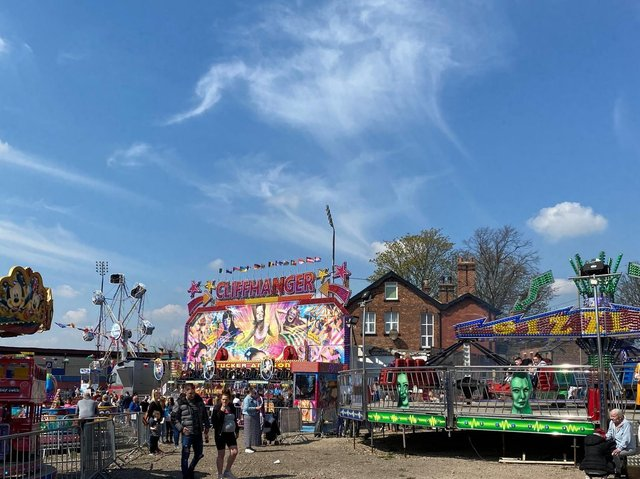 People in Wakefield have take to social media to praise a Wakefield funfair organiser who decided to close to visitors during Prince Philip's funeral. Photo: Tuckers Funfairs