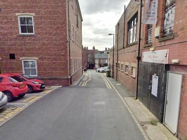 No Tar: Cobbles to replace Tarmac on Thompsons Yard.