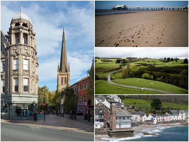 Whether you dream of a stroll on the beach or living the high life abroad, it's safe to say that we all have ideas about where we might like to live one day. So we asked you a simple question: if you could live anywhere in the world, where would you move to? Photos: JPIMedia/Getty Images