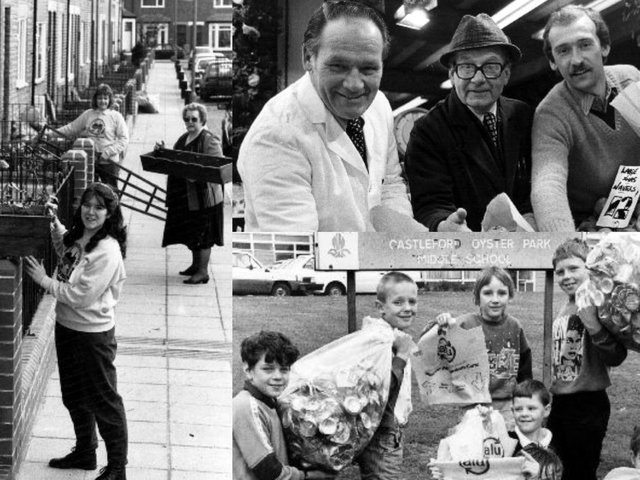 Let these 16 fantastic photos of Pontefract and Castleford take you back to a simpler time...
