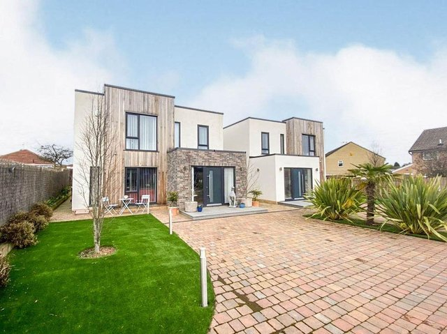 Unique property for sale in Hemsworth