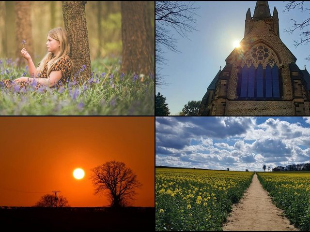 Creativity was in the air in Wakefield this week, as the district's photographers set out to collect a display of stunning images.