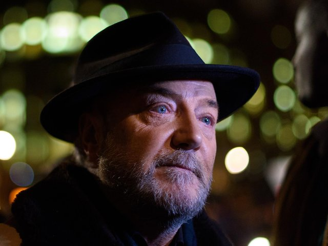 Former Labour and Respect Party MP George Galloway founded the Workers Party of Britain at the end of 2019.